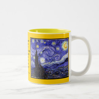 Starry, Starry Night Gift Mug
