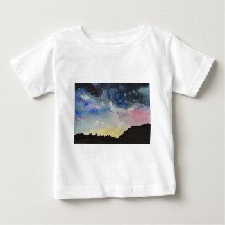 Starry Starry Sky Baby T-Shirt