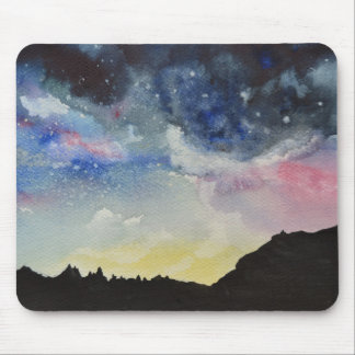 Starry Starry Sky Mouse Mat