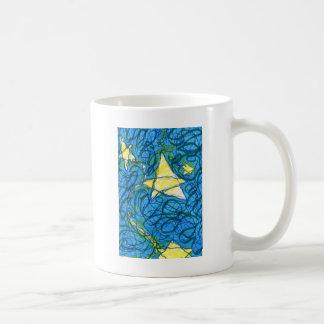 Starry Vibrato Coffee Mugs