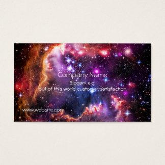 Starry Wingtip of Small Magellanic Cloud