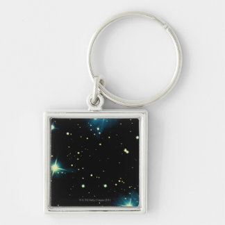 Stars 2 key chain
