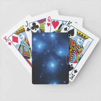 Stars 3 bicycle playing cards