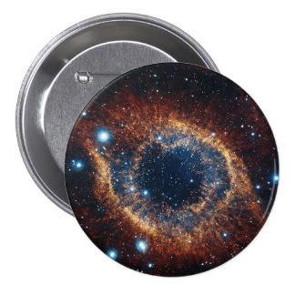 stars 7.5 cm round badge