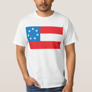 Stars and Bars Flag T-shirt