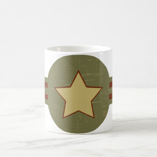 Stars and Bars Basic White Mug
