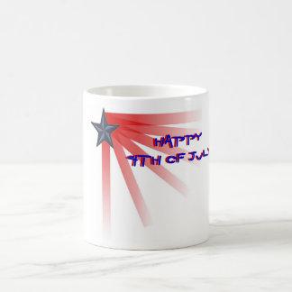Stars and Bars Salute Mug