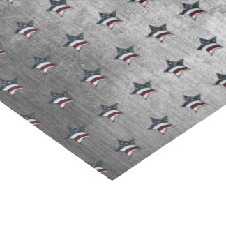 Stars and Bars Tissue Paper
