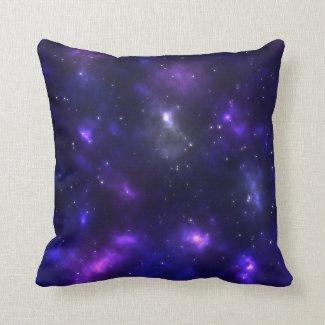 Stars and galaxies cushion