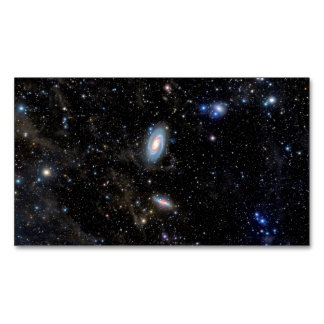 STARS AND GALAXIES ~.jpg Magnetic Business Cards