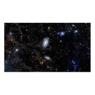 STARS AND GALAXIES ~.jpg Pack Of Standard Business Cards