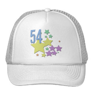 STARS AND GRUNGE STYLE 54 CAP