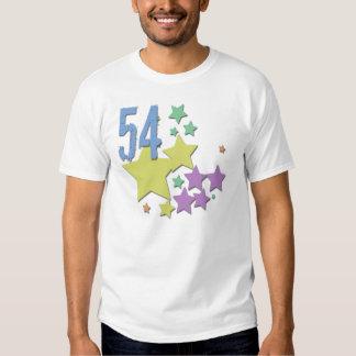 STARS AND GRUNGE STYLE 54 TSHIRT