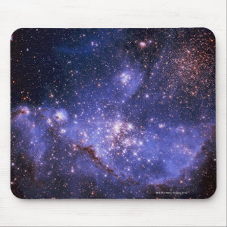 Stars and Milky Way Mouse Mat