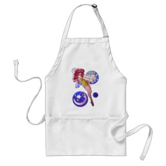 Stars and Moon Fairy Design Apron