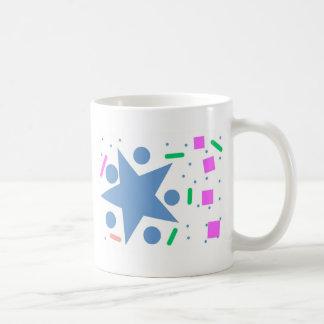 Stars and Shapes Coffee Mug
