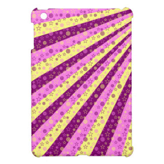 Stars and spirals case case for the iPad mini