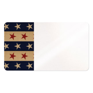 Stars and Stripes Americana Pack Of Standard Business Cards