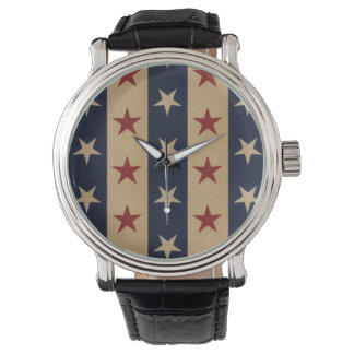 Stars and Stripes Americana Watch