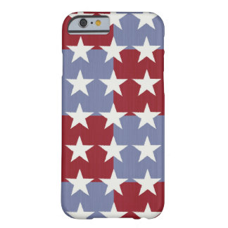 Stars and Stripes Barely There iPhone 6 Case
