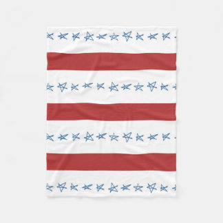 Stars and Stripes Blanket
