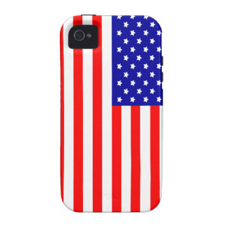Stars and Stripes Case-Mate iPhone 4 Covers