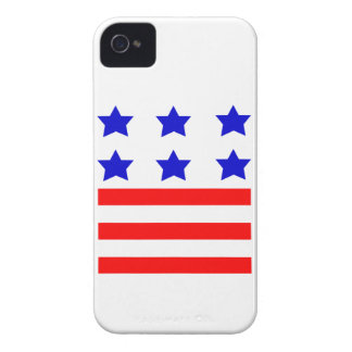 Stars and Stripes iPhone 4 Case-Mate Cases