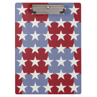 Stars and Stripes Clipboard