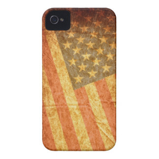 Stars and Stripes, distressed design iPhone 4 Cases