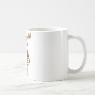Stars and Stripes, Eh? Coffee Mug