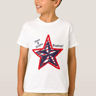Stars and Stripes Forever! Tees
