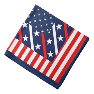 Stars and Stripes Kerchief