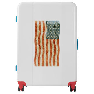 Stars and Stripes... Luggage