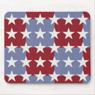 Stars and Stripes Mouse Mat