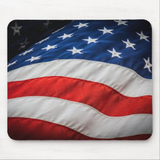 Stars and Stripes Mouse Pad