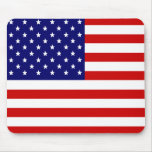 stars and stripes mousepad