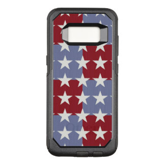 Stars and Stripes OtterBox Commuter Samsung Galaxy S8 Case