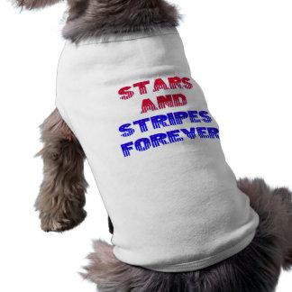 Stars and Stripes ~Pet Jacket~ Sleeveless Dog Shirt