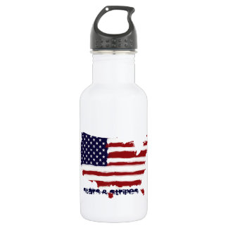 Stars and Stripes 532 Ml Water Bottle