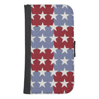 Stars and Stripes Samsung S4 Wallet Case