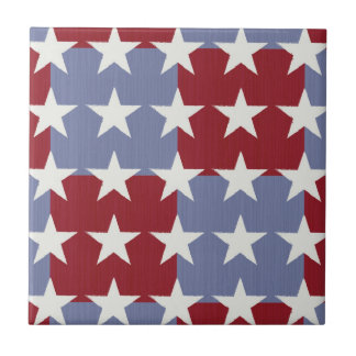 Stars and Stripes Tile
