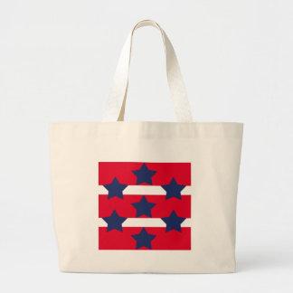 Stars and Stripes Tote Bag