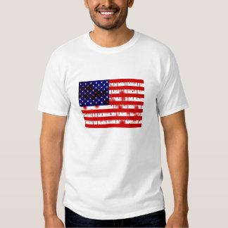 Stars And Stripes Tshirts