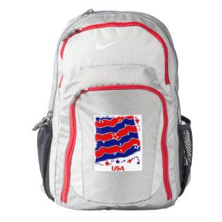 Stars and Stripes USA Backpack