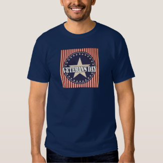 Stars And Stripes Veterans Day T-Shirt