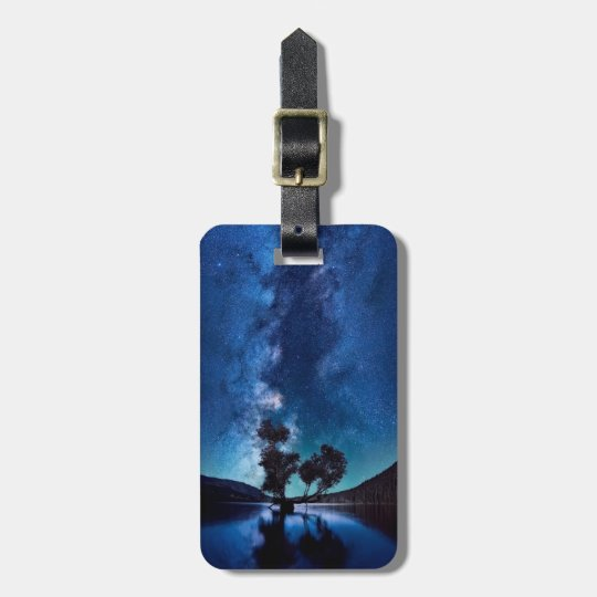 Stars at Night Luggage Tag