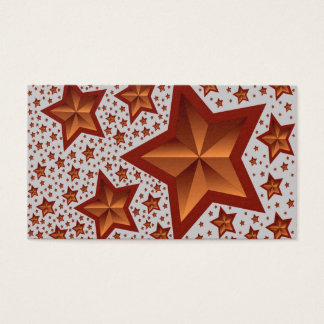 stars business card