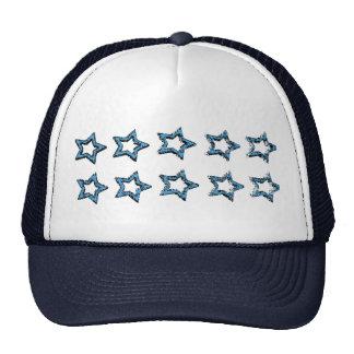 stars cap design