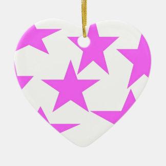 Stars Christmas Ornament