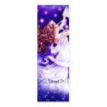 Stars Fairy Bookmark Double-Sided Mini Business Cards (Pack Of 20)